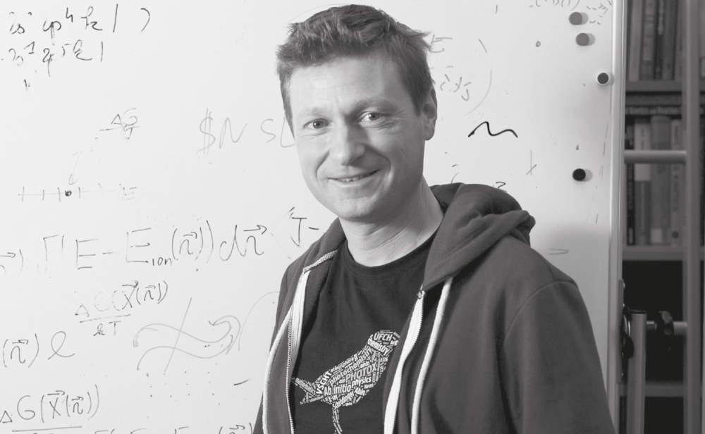 Prof. Petr Slavíček, Ph.D.