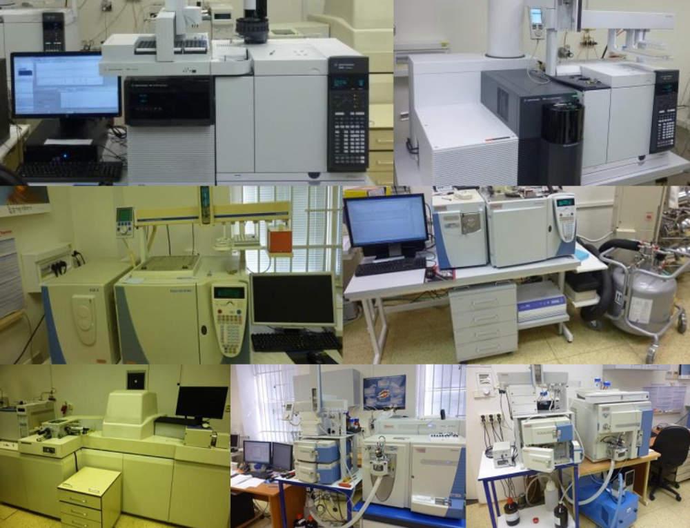 Centrální laboratoře - Laboratoř hmotnostní spektrometrie