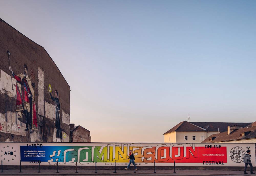 Startuje festival populárně-vědeckých filmů Academia Film Olomouc