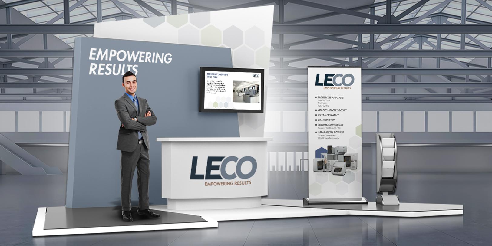 LECO: Virtuální veletrh LECO