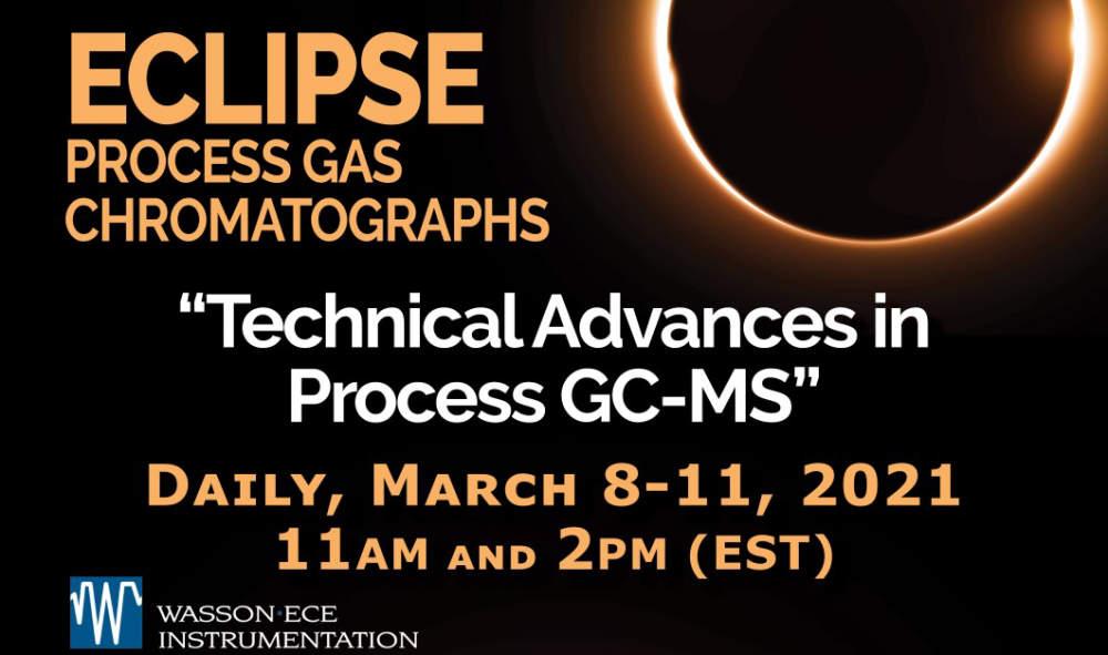 Technical Advances in Process GC-MS