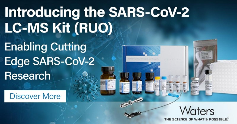 Waters: Waters SARS-CoV-2 LC-MS Kit (RUO)