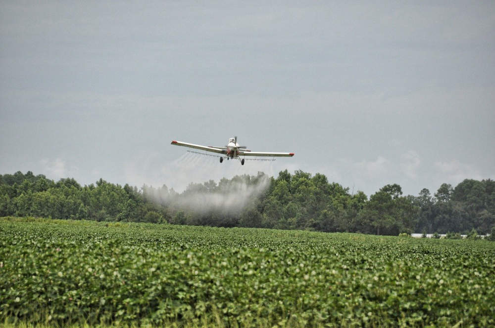 Overview of LC/QQQ applications of pesticide analysis - Food and Environment (2020-2021)