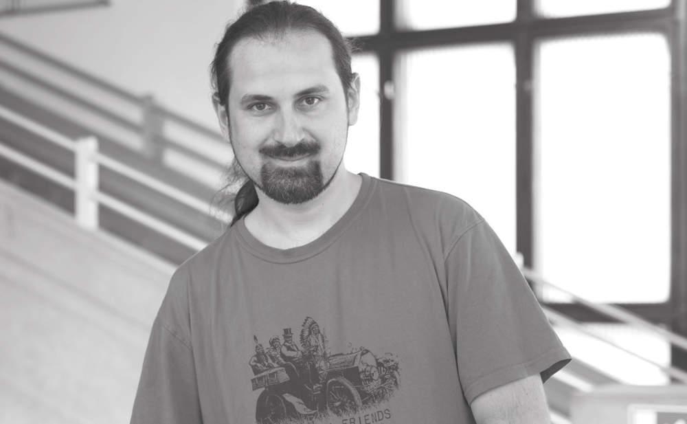 Ing. Zdeněk Hrdlička, Ph.D.