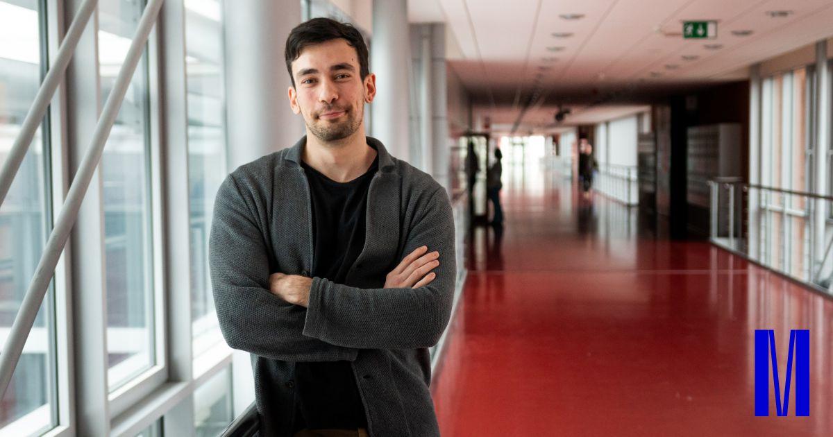 Masarykova univerzita, Jitka Janů, Magazín M, CC-BY: Matematik z MUNI zkoumá, jak efektivně upravovat enzymy.