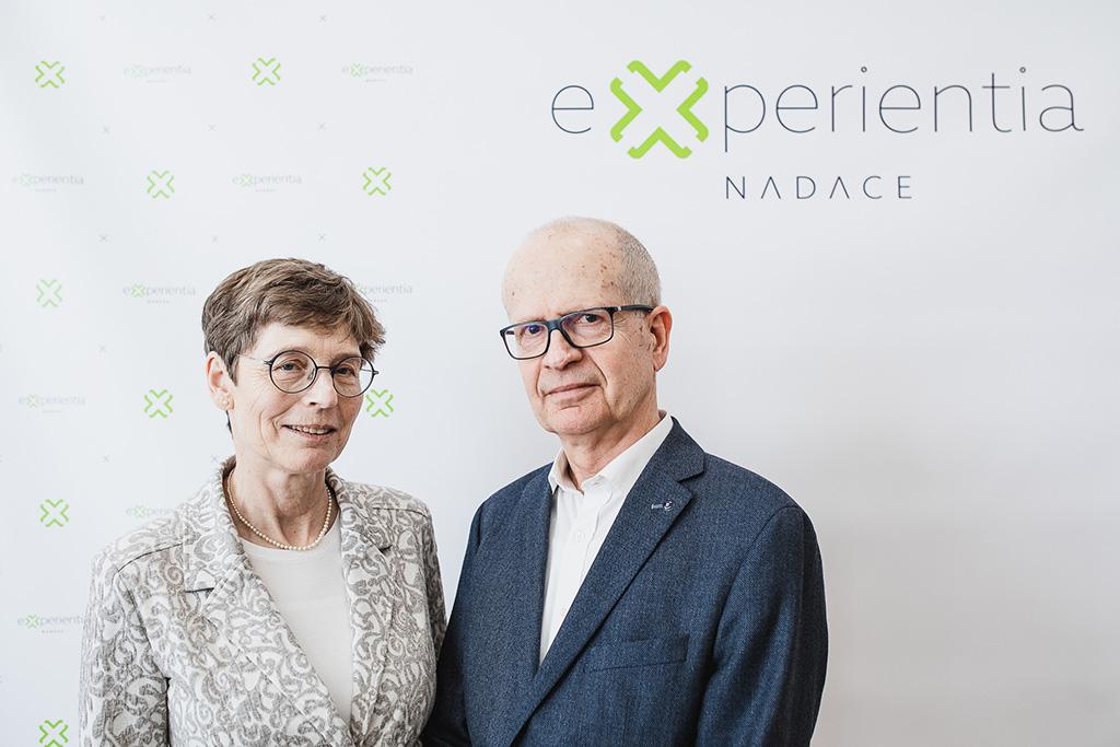 Nadace Experientia: Nadace Experientia daruje 1 milion korun na boj s koronavirem