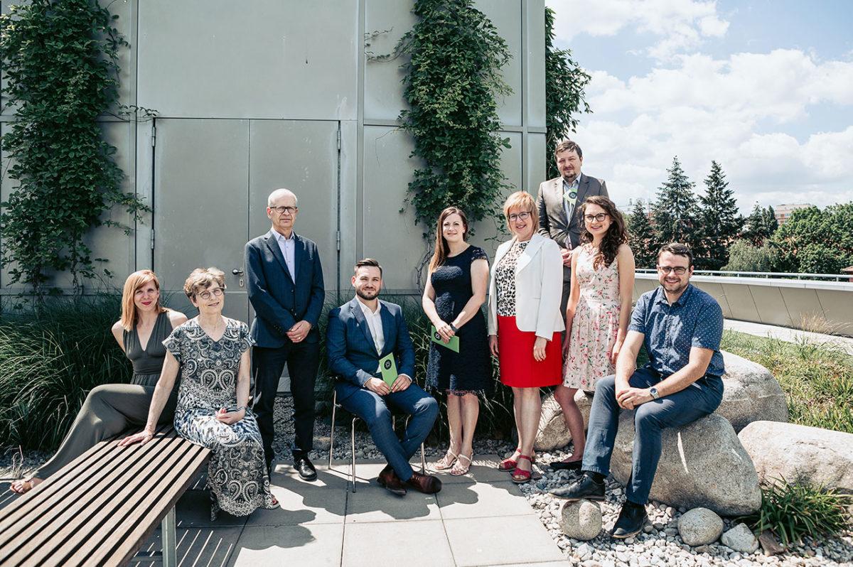 Nadace Experientia: Nadace Experientia zná letošní stipendisty a nového držitele start-up grantu