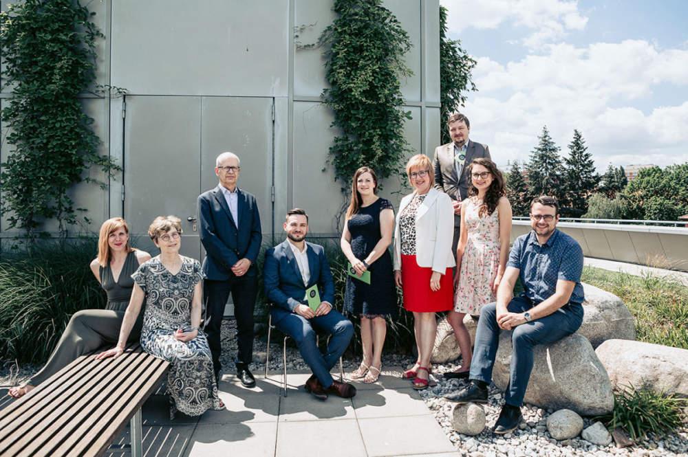 Nadace Experientia zná letošní stipendisty a nového držitele start-up grantu