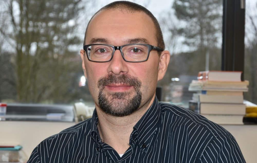 Petr Fryčák získal americký patent na přístroj, který rychle měří povrchovou vodivost