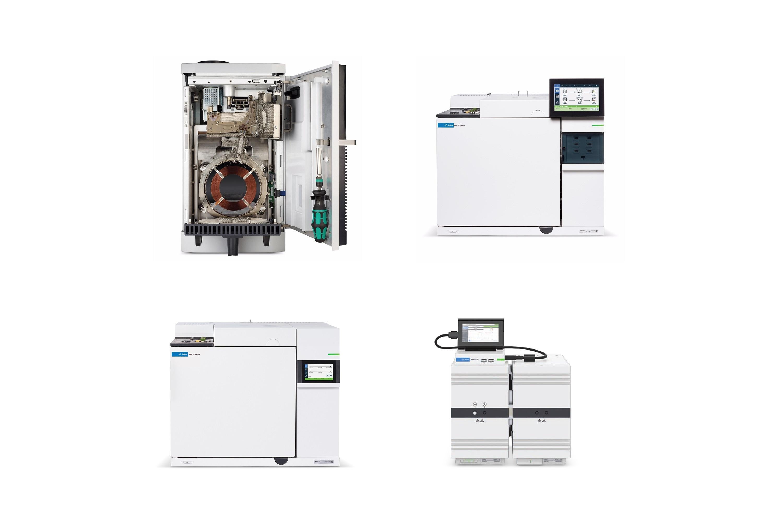 HPST: Rodina chytrých plynových chromatografů Agilent