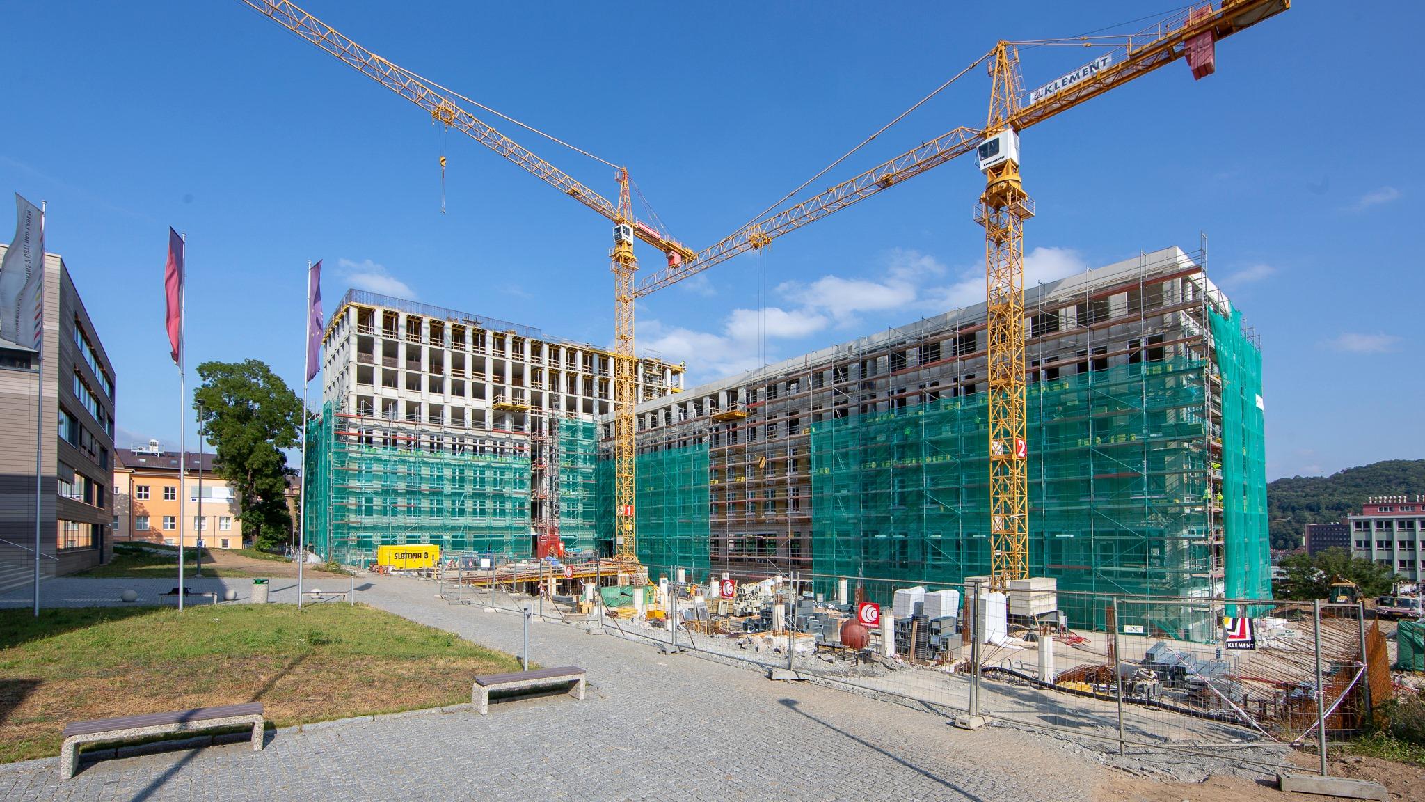 Univerzita Jana Evangelisty Purkyně v Ústí nad Labem: Stavíme si budoucnost