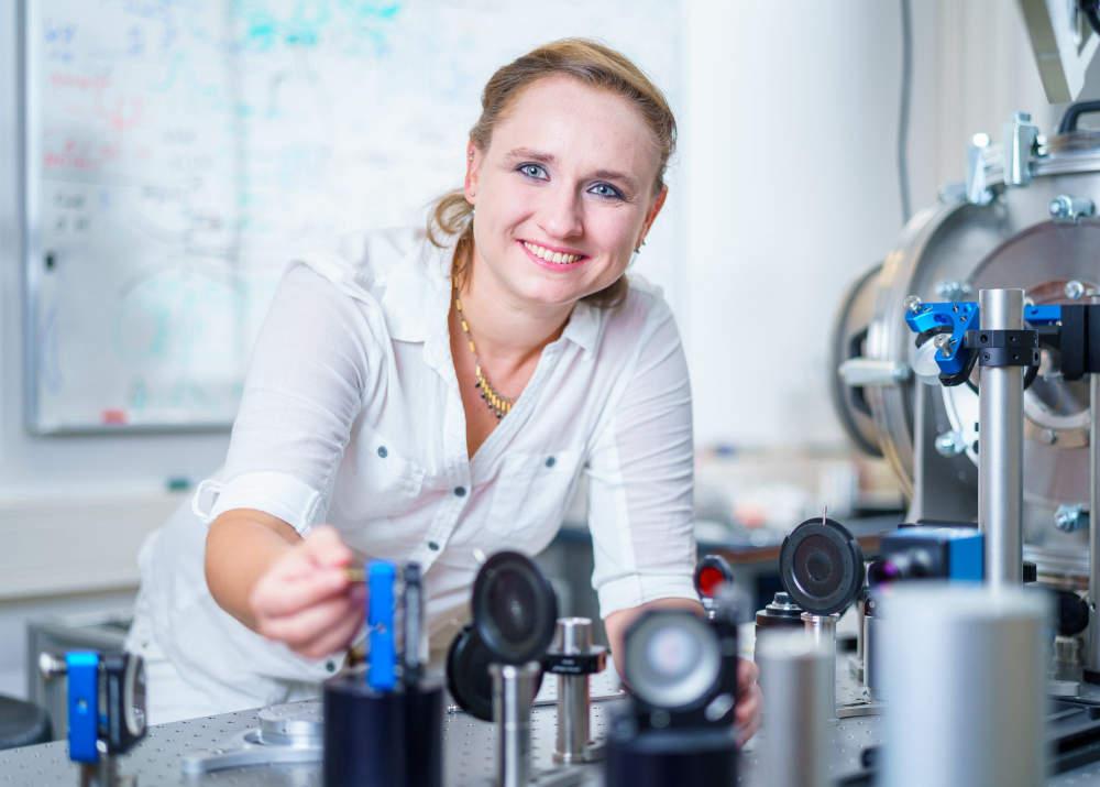 Kateřina Falk: Jak založit výzkumnou skupinu