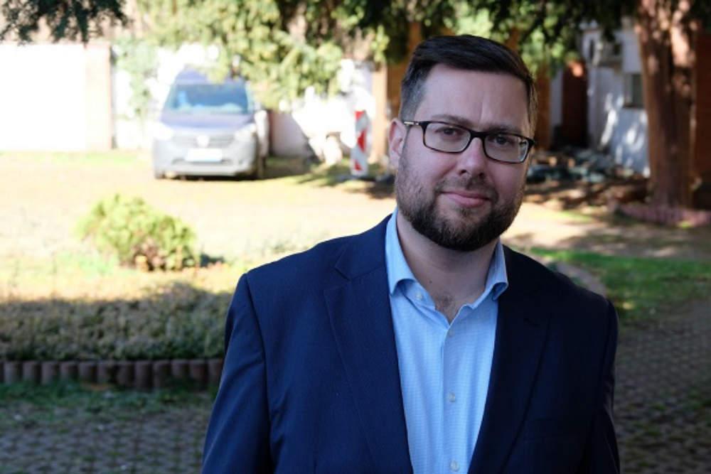 Jiří Nantl: Snažím se věci propojovat na makroúrovni