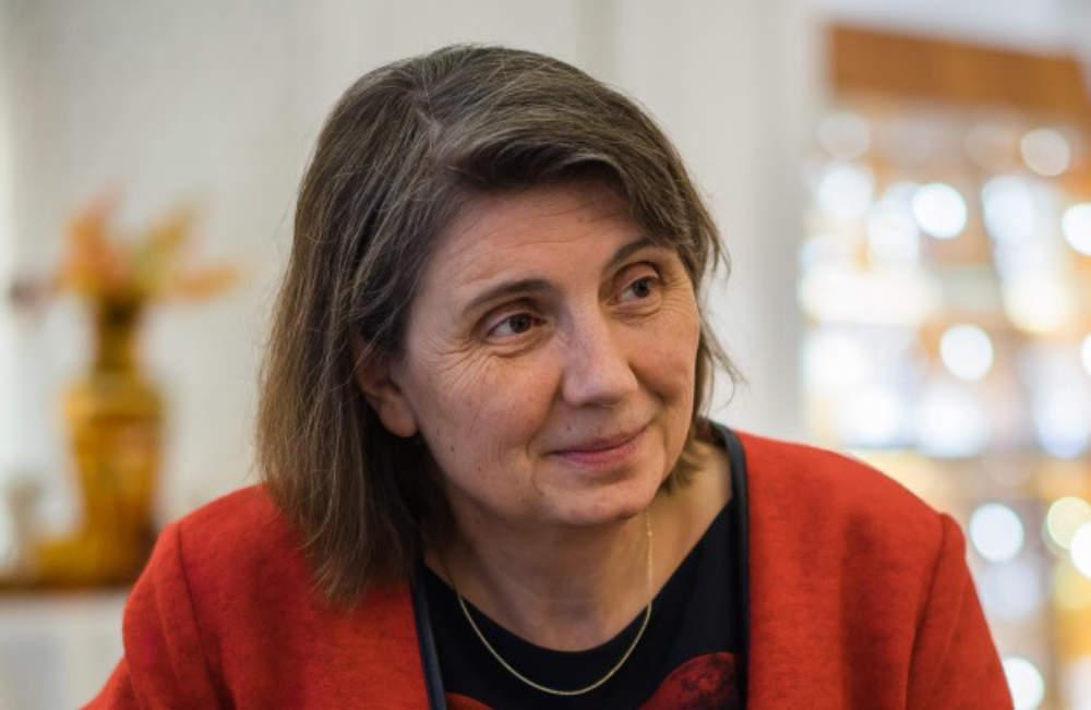 Rut Bízková: Dělá se revoluce zvnitřku, ne zvnějšku