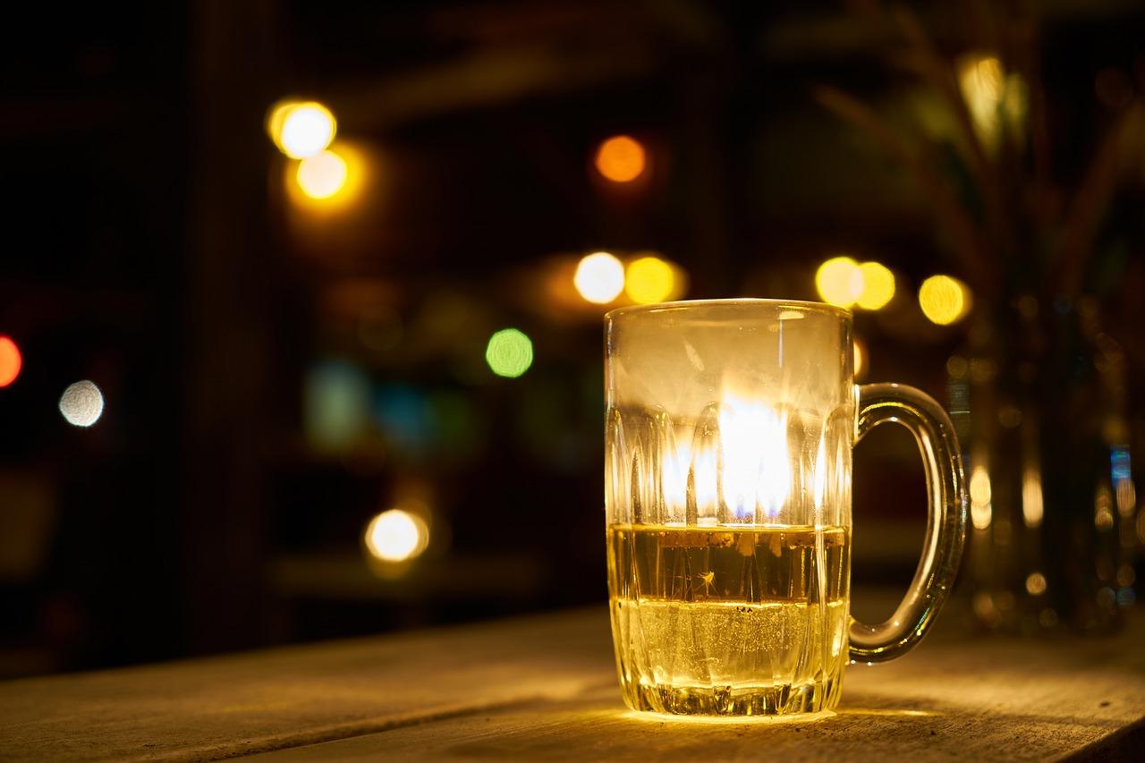 Pixabay/Engin Akyurt: Stanovení mastných kyselin v pivu rychlou, rutinní metodou