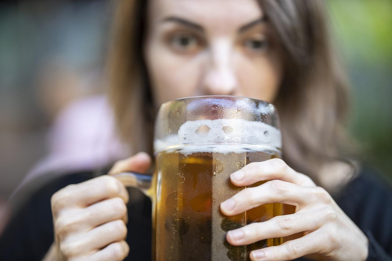 Pixabay/Engin Akyurt: Stanovení mastných kyselin v pivu technikou SPME