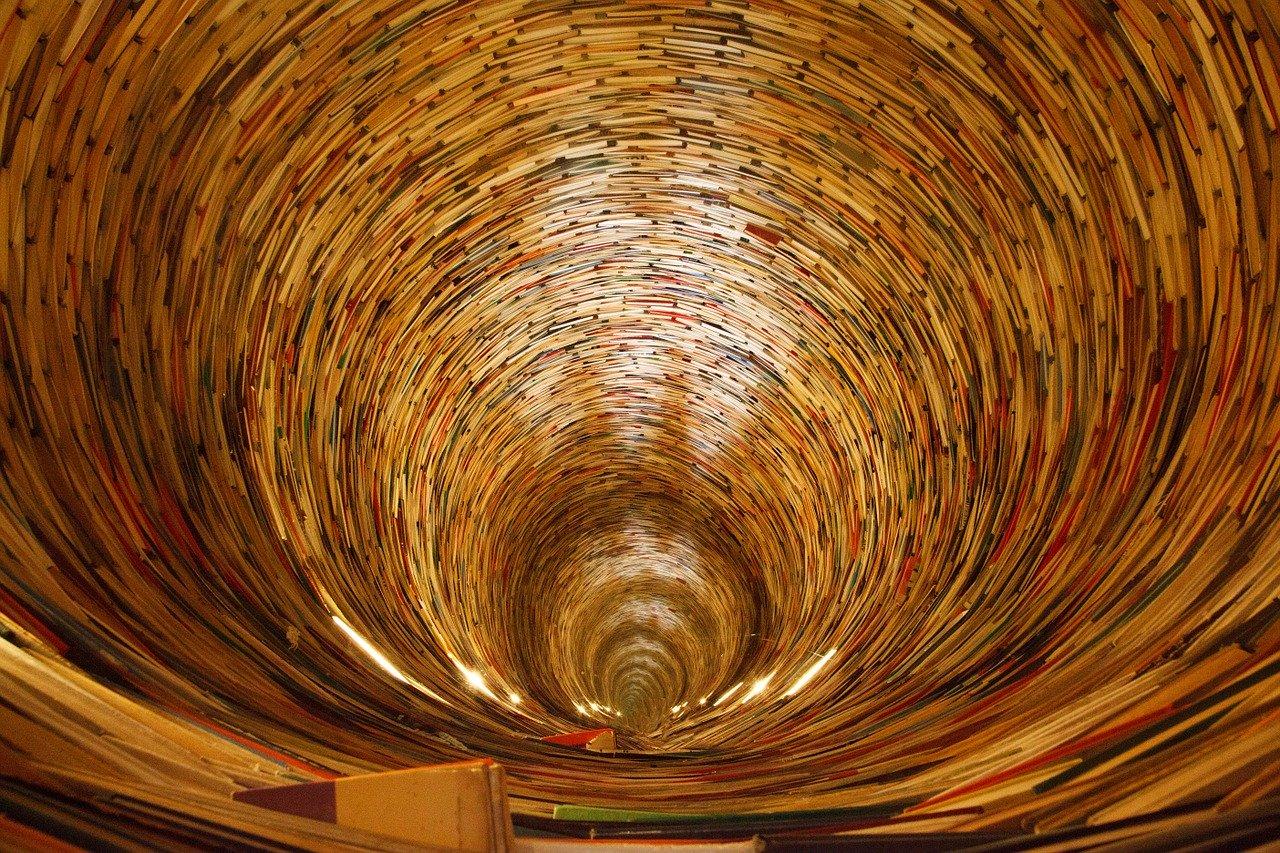 Pixabay/PublicDomainPictures: Univerzity i Národní knihovna zpřístupňují online tisíce knih