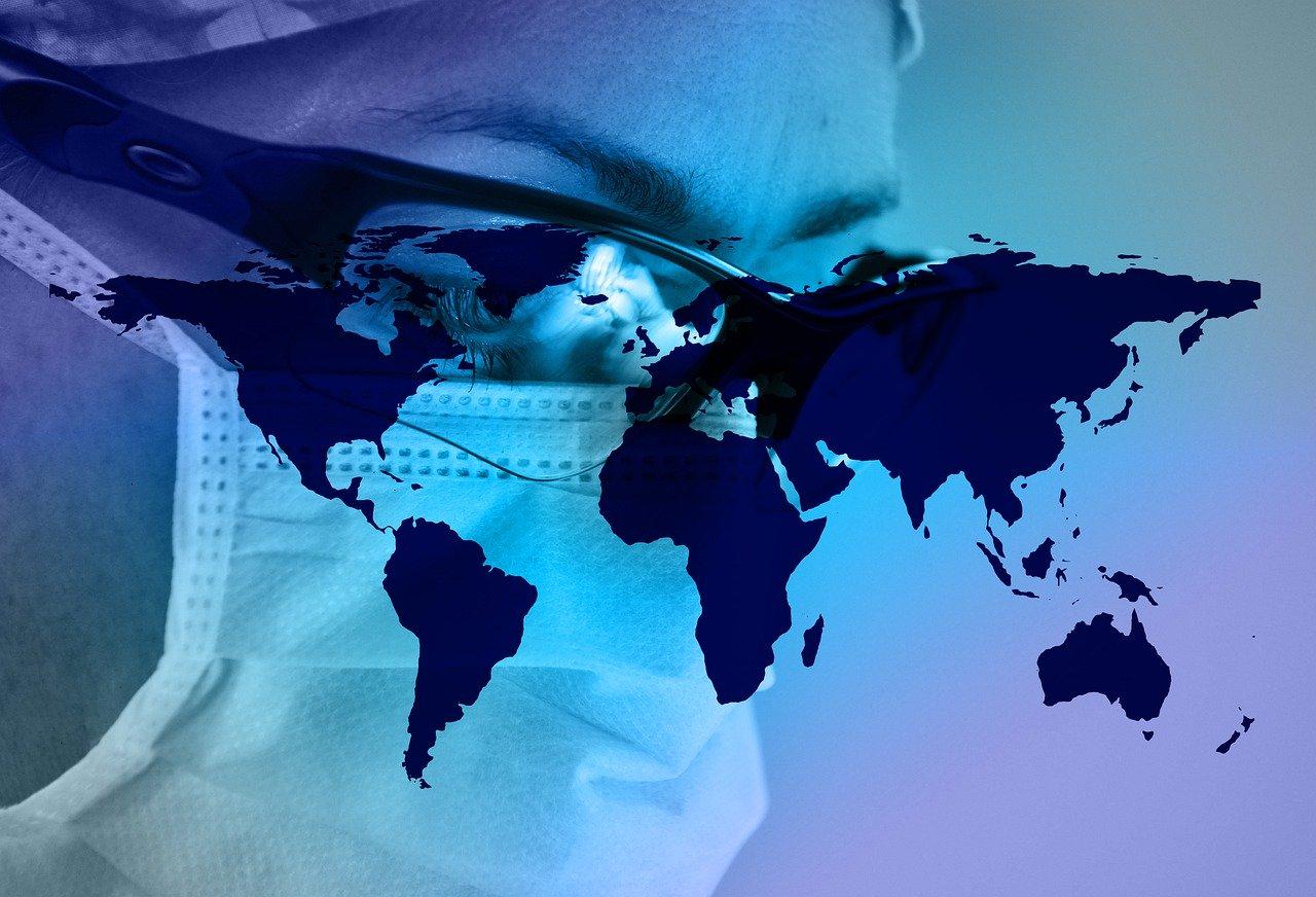 Pixabay/Gerd Altmann: koronavirus SARS – kapesní pandemie