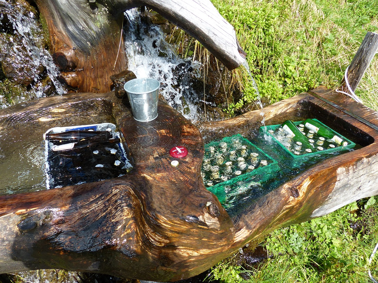 Pixabay/Heinz Hummel: Využití SPE při stanovení chlorfenolů ve varní vodě a pivu.