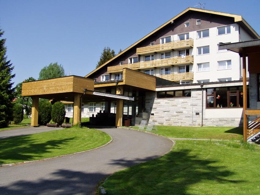 Hotely Srní: Hotel Srní