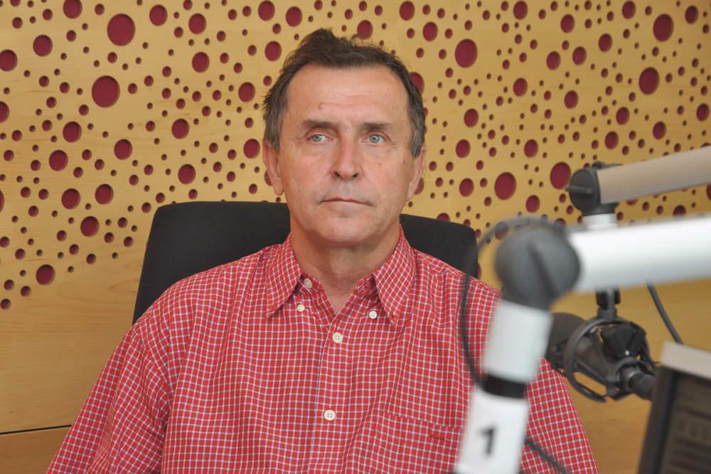 Host Studia Leonardo: prof. Václav Janda z Ústavu technologie vody a prostředí VŠCHT