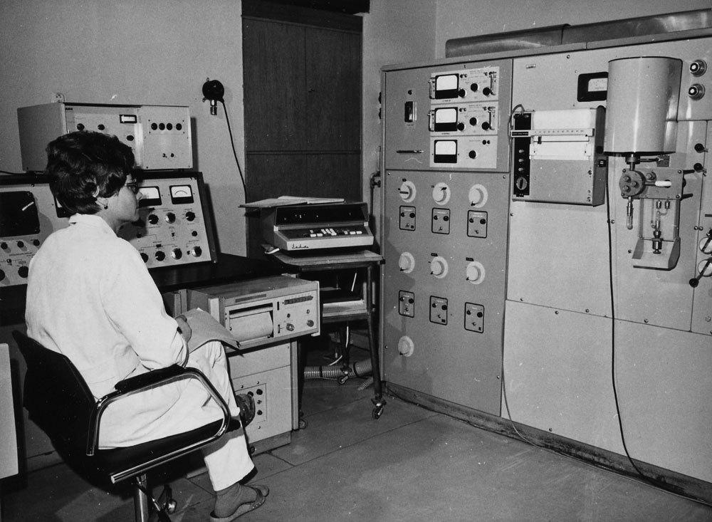 The Czech Museum of Mass Spectrometry