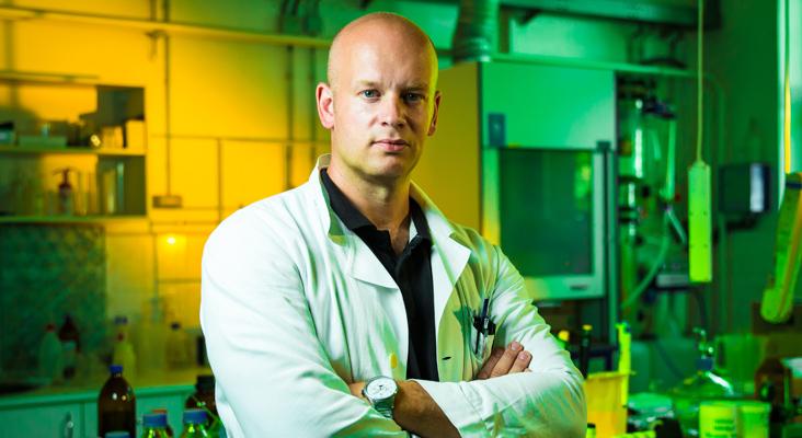 Unipetrol: Dr. Michael Londesborough