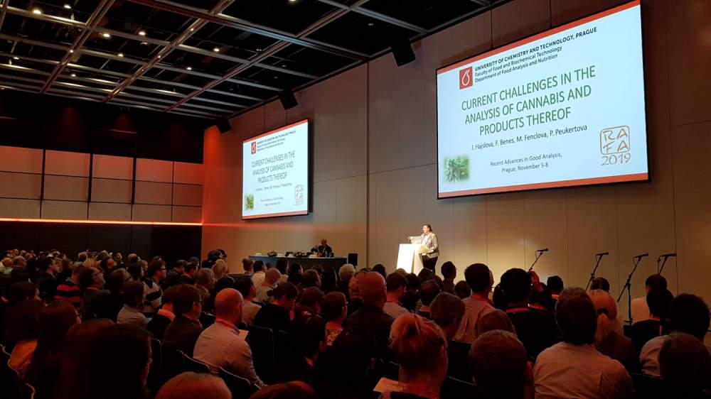 Světoví odborníci řeší v Praze kvalitu a bezpečnost potravin