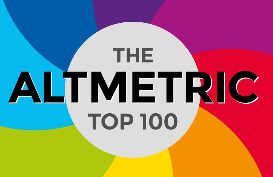 Vědavýzkum.cz: The ALTMETRIC TOP 100