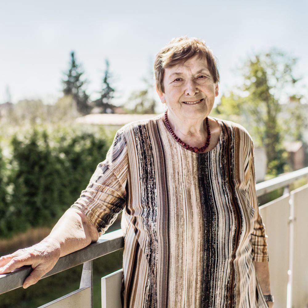 Prof. Ing. Gabriela Basařová, DrSc.