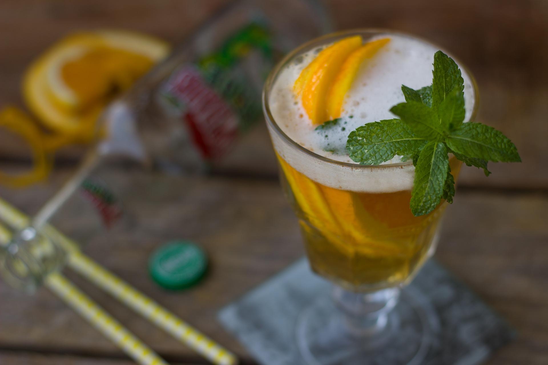 Pixabay/Bernadette Wurzinger: Determination of Rebaudioside A in Mixed beer, Beer-based Beverages and Lemonades
