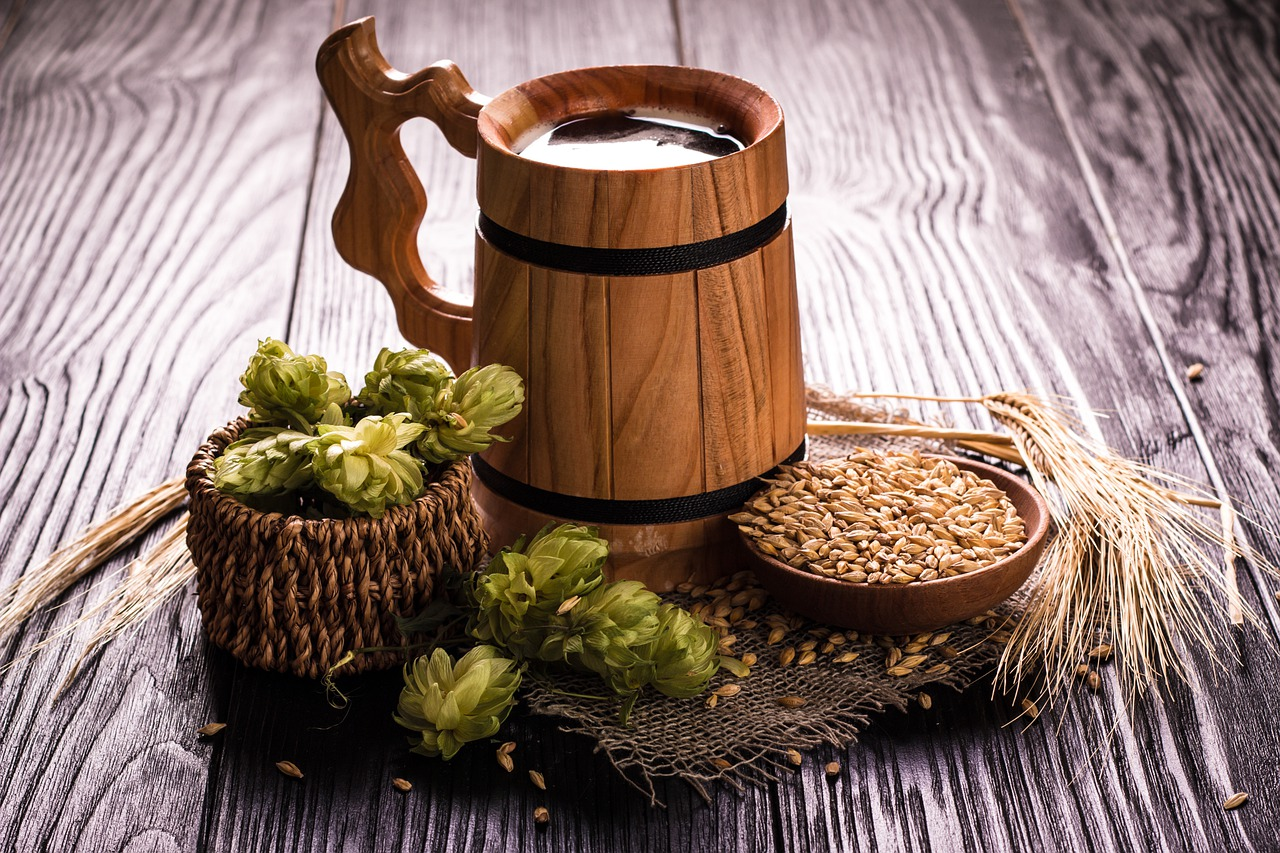 Pixabay/nurfayozagzamov1004: New Trends in Liquid Chromatography and Their Utilization in Analysis of Beer and Brewery Raw Materials. Part 1. Theoretical Introduction
