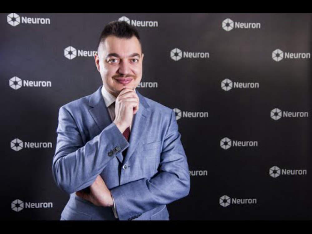 Laureát Ceny Neuron pro mladé vědce za rok 2015 - doc. Ing. Jaroslav Hrabák, Ph.D.