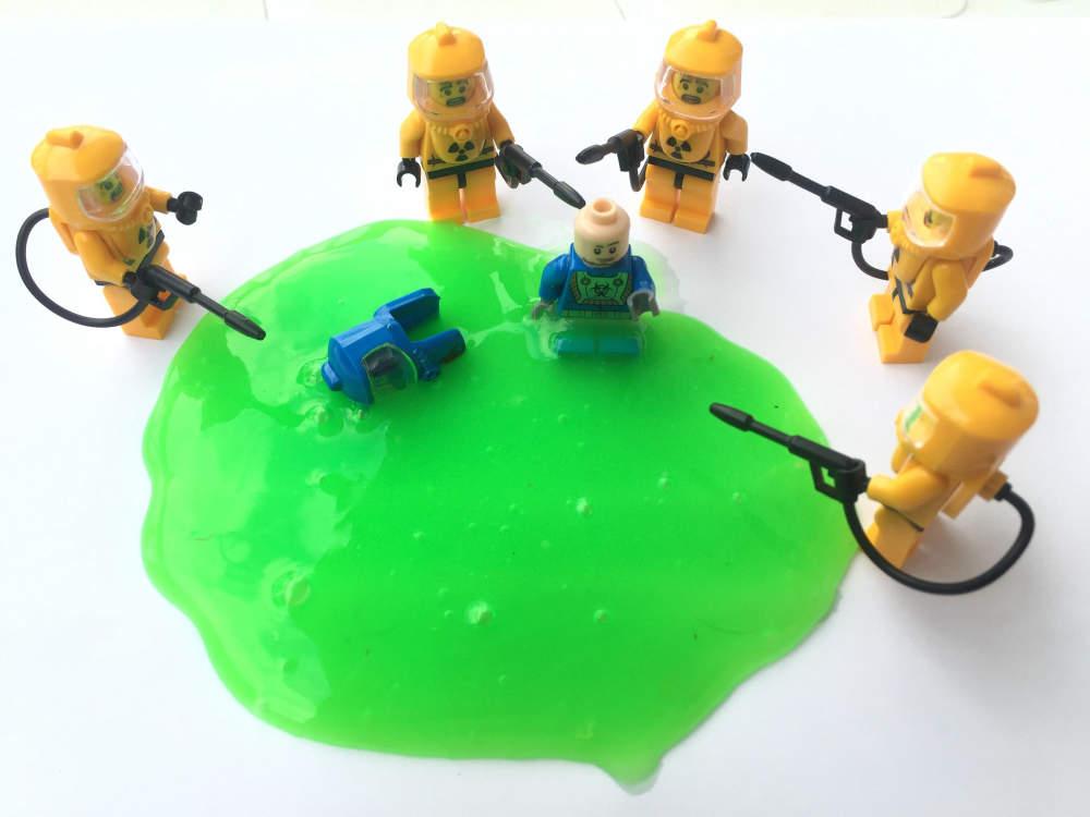 Ochrana adsorpčních trubiček před kontaminací