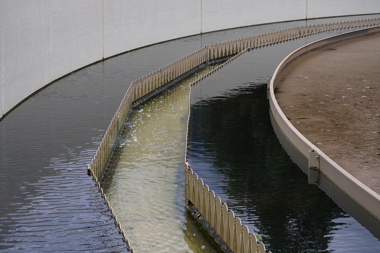 Pixabay: Čistírna odpadních vod
