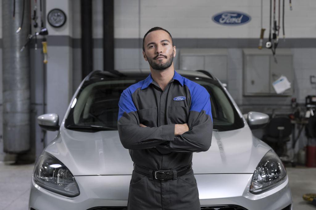 Ford Service Technician