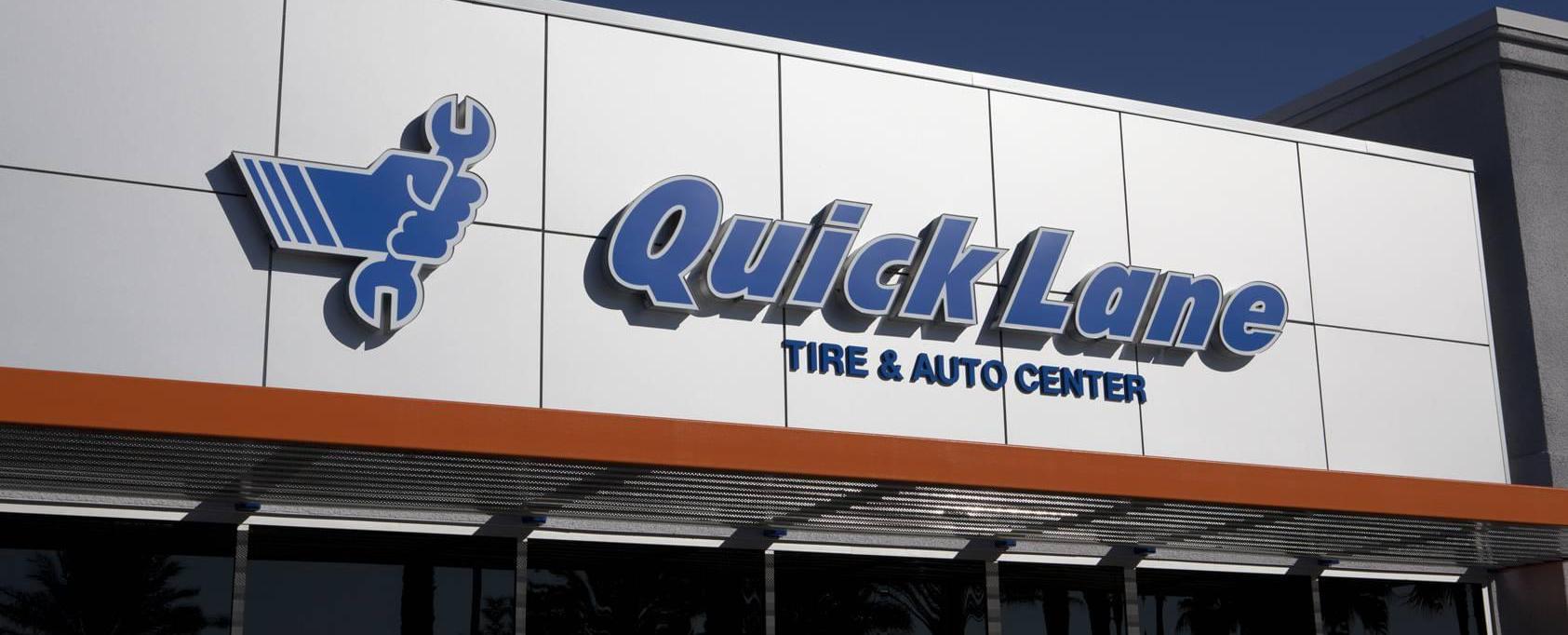 Quick Lane Center