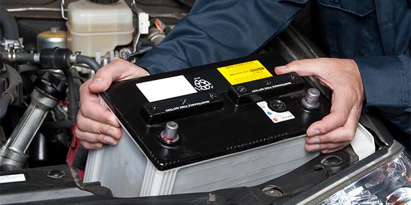 Car Battery Coupon