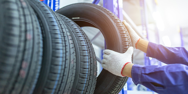Car Tire Coupon
