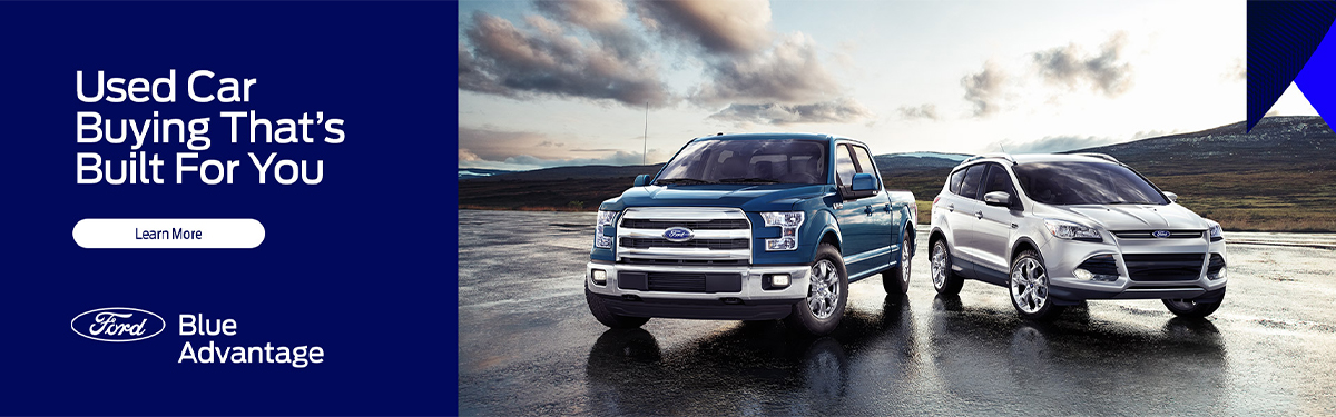 Ford Certified Blue Advantage