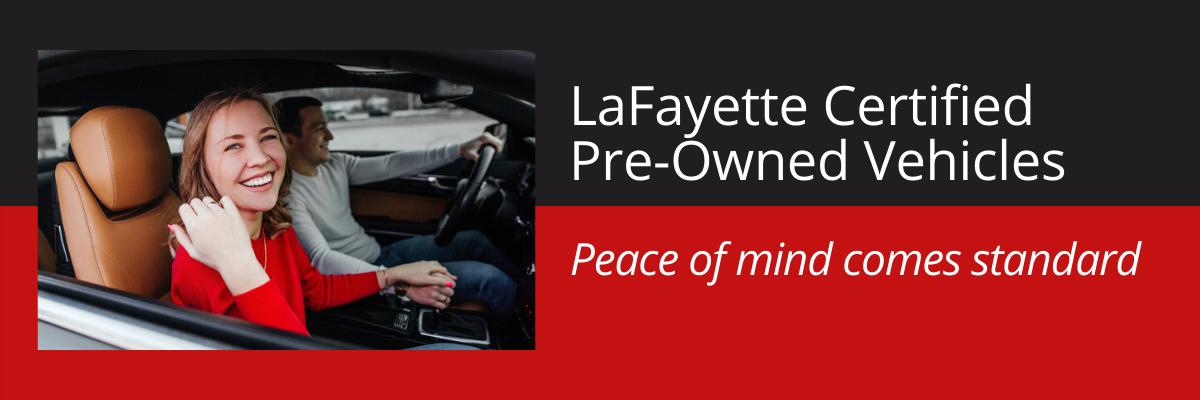 LaFayette Certified