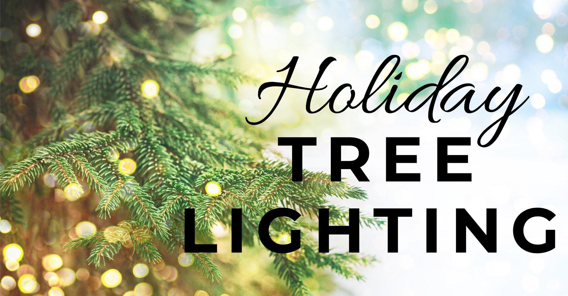 MWR Holiday Tree Lightning