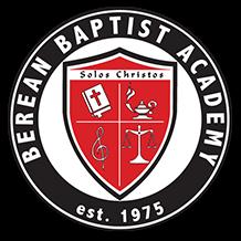 Berean Baptist Academy Golf Tournament