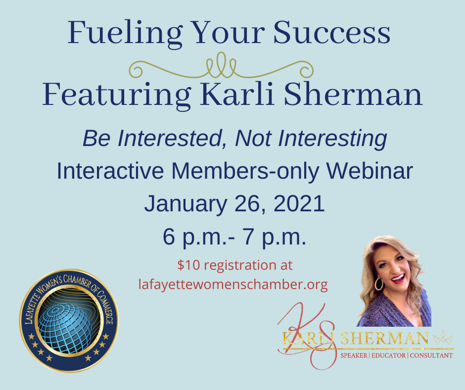 Fueling Your Success Featuring Karli Sherman - FB Post