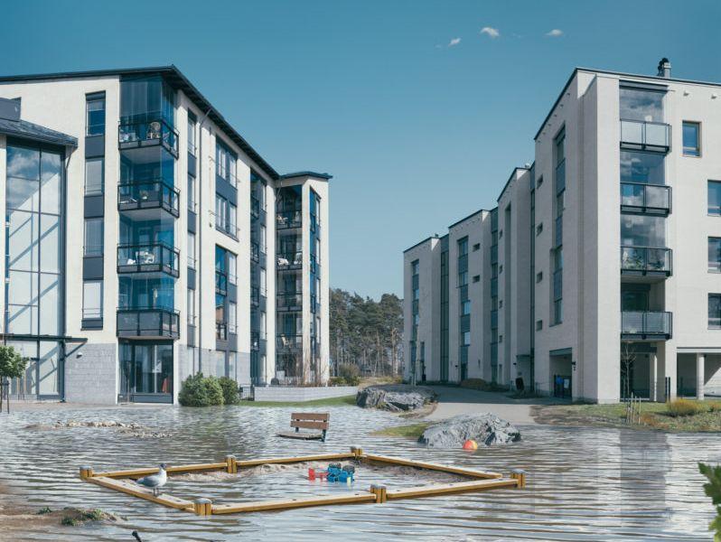Vesihuoltolaitokset kampanjoivat hulevesitietouden lisäämiseksi - Lahti Aqua