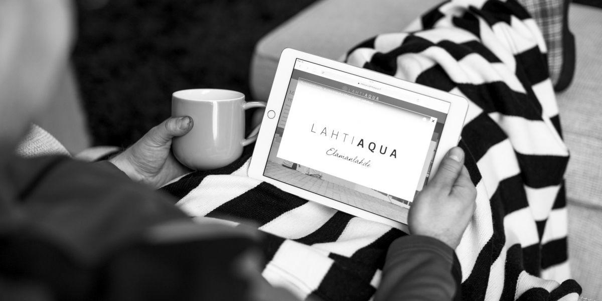 Saavutettavat verkkosivut - Lahti Aqua