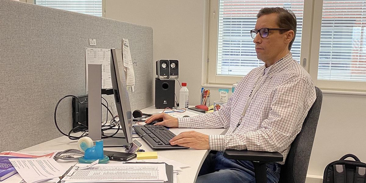 Aqualaiset sorvin äärellä: IT-sekatyömies-Pekka - Lahti Aqua