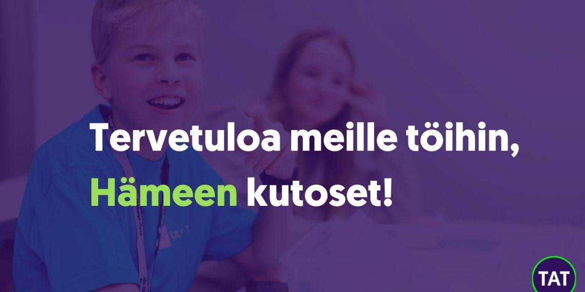 Vuonna 2022 alueen kuudesluokkalaisilla on mahdollista toimia päivä Lahti Aquan työntekijöinä - Lahti Aqua