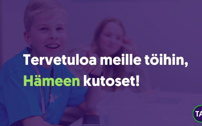Vuonna 2022 alueen kuudesluokkalaisilla on mahdollista toimia päivä Lahti Aquan työntekijöinä