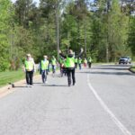 20 Residents at Lakewood Retirement Community participate in 3K